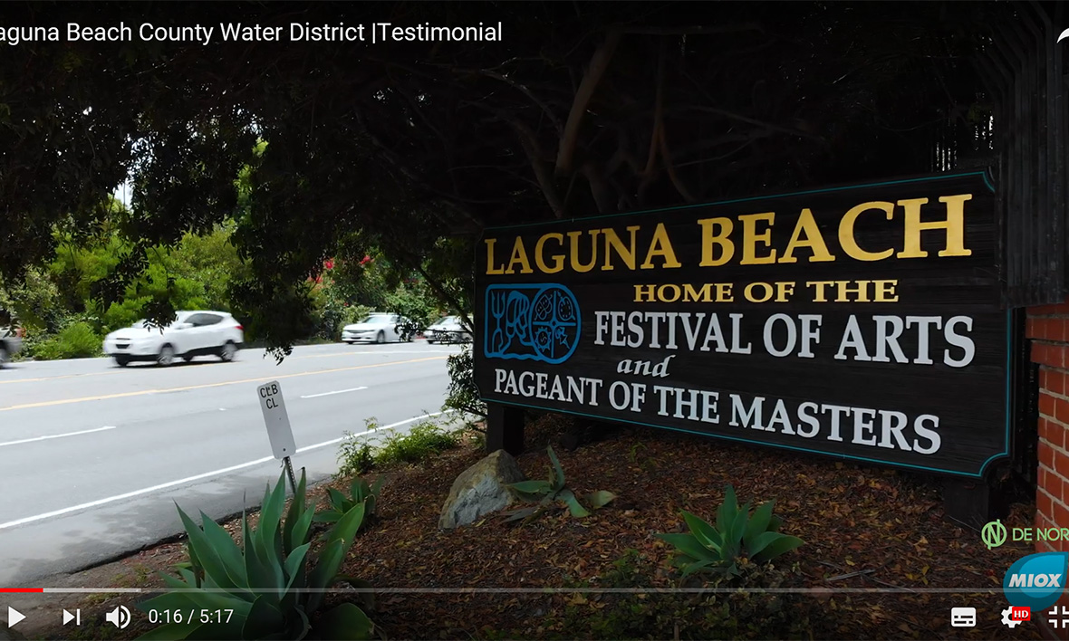 Laguna Beach Customer Testimonial